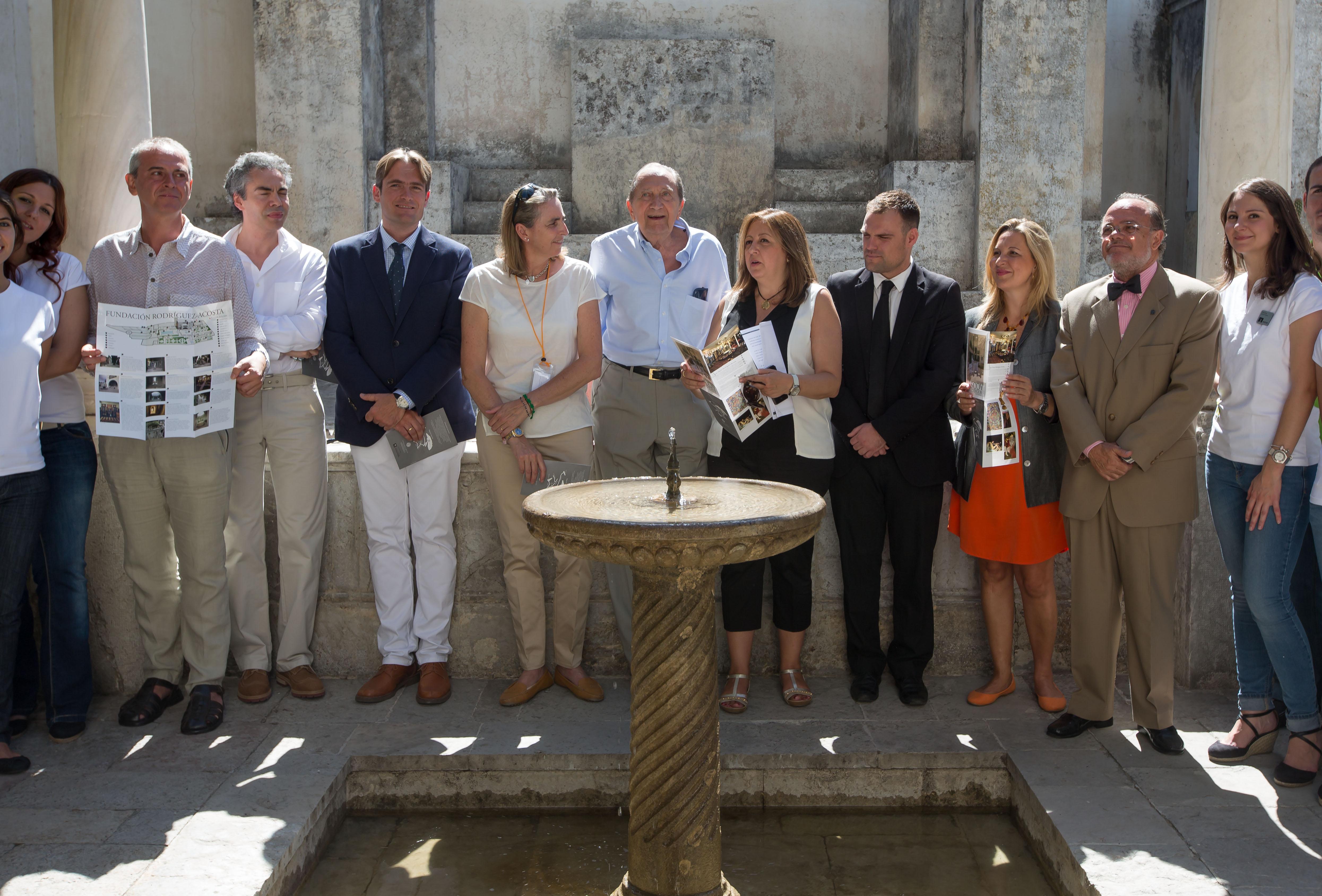 La Fundación Rodríguez-Acosta abre sus puertas al público y organiza visitas combinadas con la Alhambra