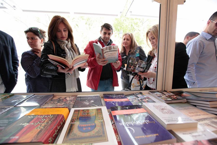 La Alhambra, en la XXXI edición de la Feria del Libro