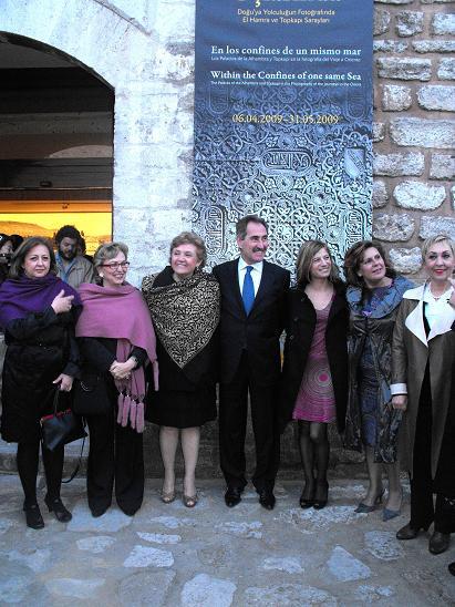 La Alhambra y el Topkapi unen Oriente y Occidente con una exposición de imágenes del siglo XIX