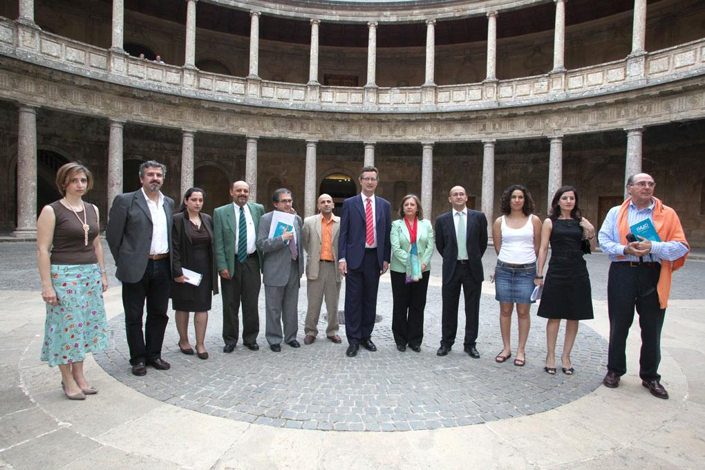 Los premios Paso del Estrecho se entregan en la Alhambra