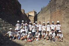 Se abre el plazo de reserva para el programa educativo Verano en la Alhambra