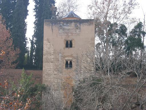 El Patronato de la Alhambra abre al público la Torre de las Infantas durante el mes de marzo