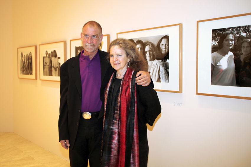Las hermanas Brown de Nicholas Nixon en el Mapfre Hay Festival de Granada