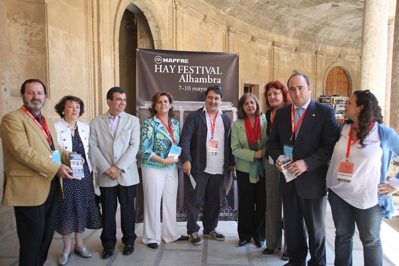 Comienza la II edición del Mapfre Hay Festival Alhambra