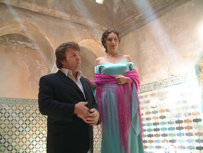 """El  ciclo de cine Memoria Audiovisual presenta """"Morente sueña la Alhambra"""""""