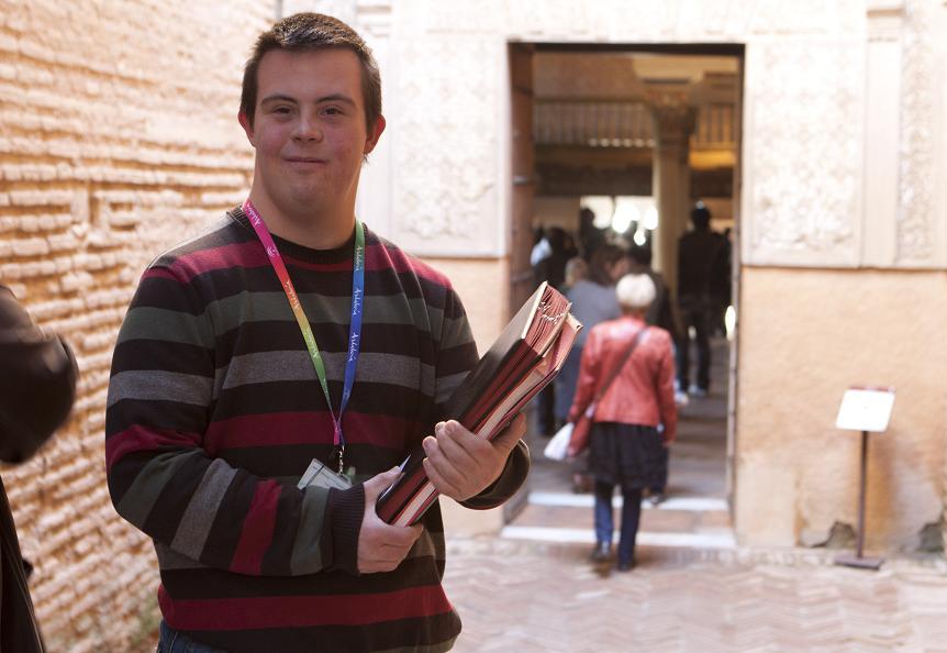 La Alhambra colabora con la asociación Granadown