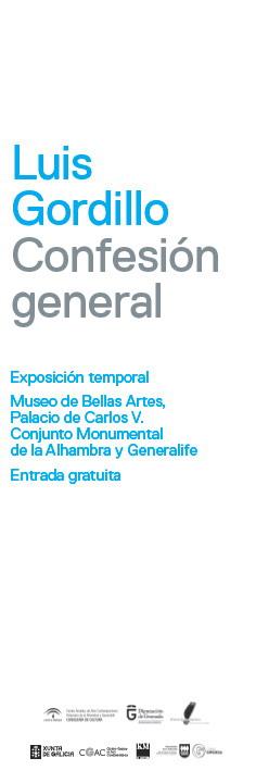 Exposiciones Temporales: Luís Gordillo, Confesión General