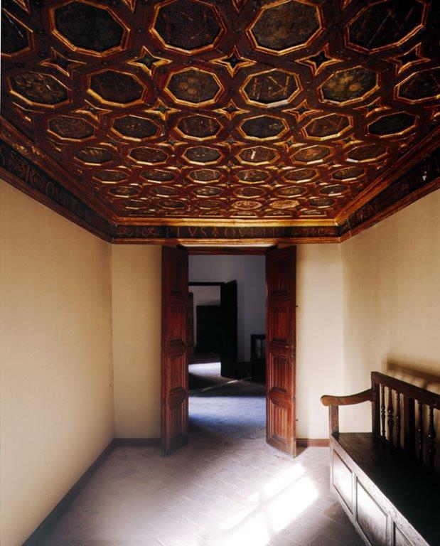 Las Habitaciones del Emperador, nuevo espacio del mes en la Alhambra