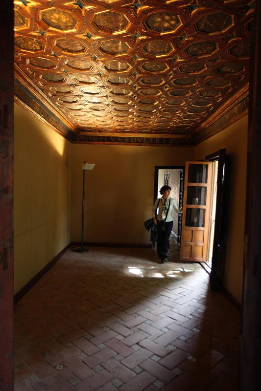 La Alhambra abre al público las Habitaciones del Emperador durante el mes de diciembre