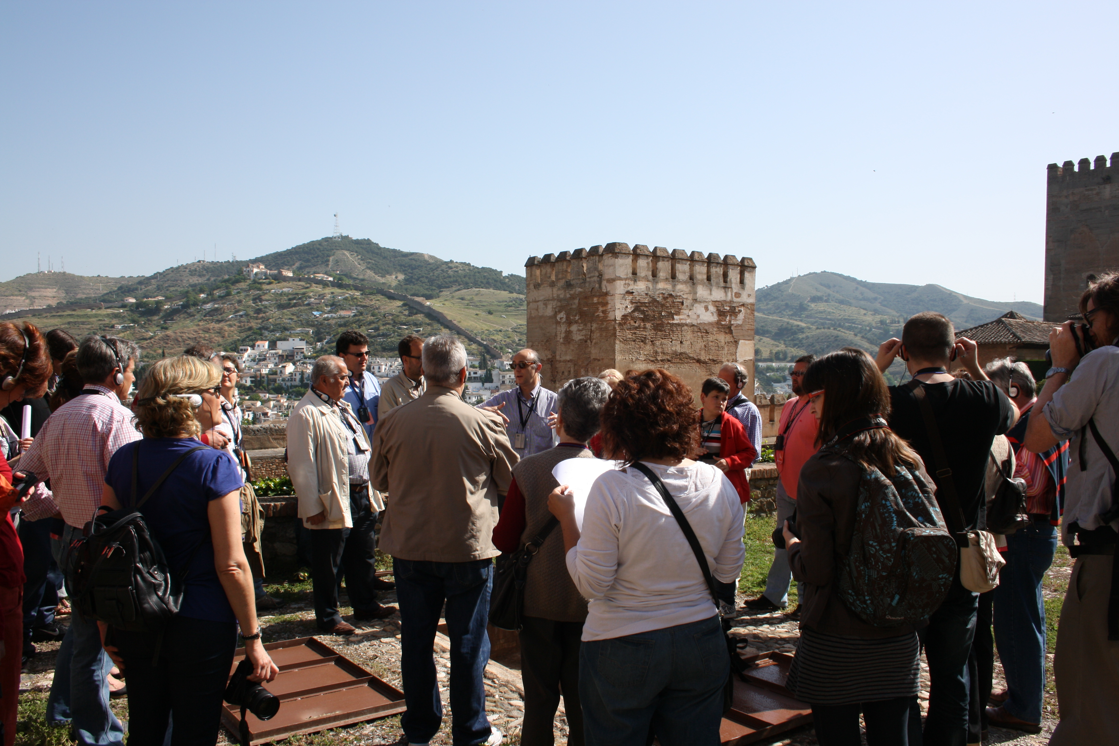 La Alhambra, a través de la mirada de especialistas