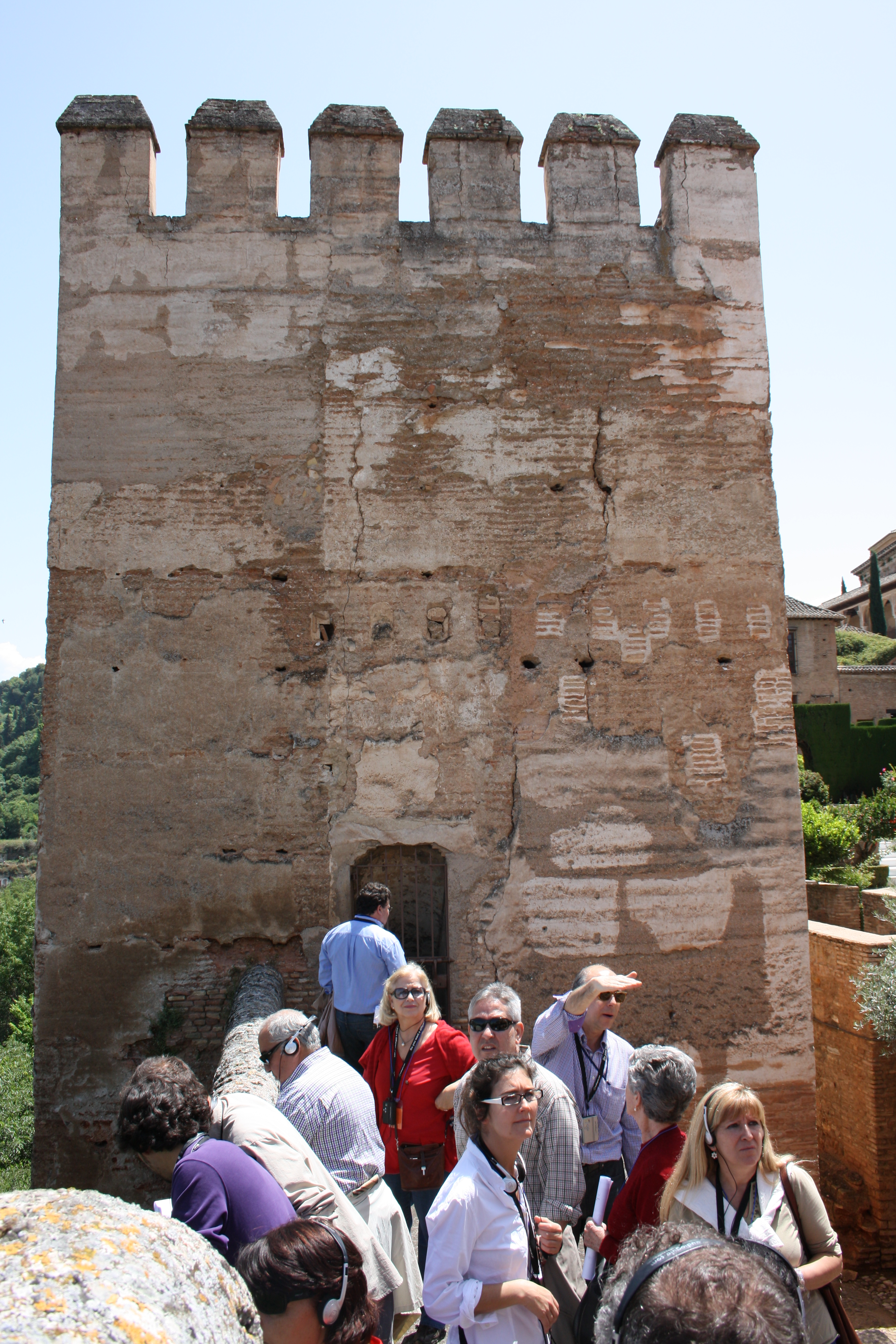 La Alhambra organiza nuevas visitas guiadas por especialistas para descubrir nuevas miradas del Monumento Nazarí