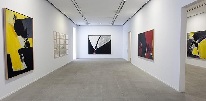 José Guerrero The Presence of Black, 1950-1966 Fundació Suñol.