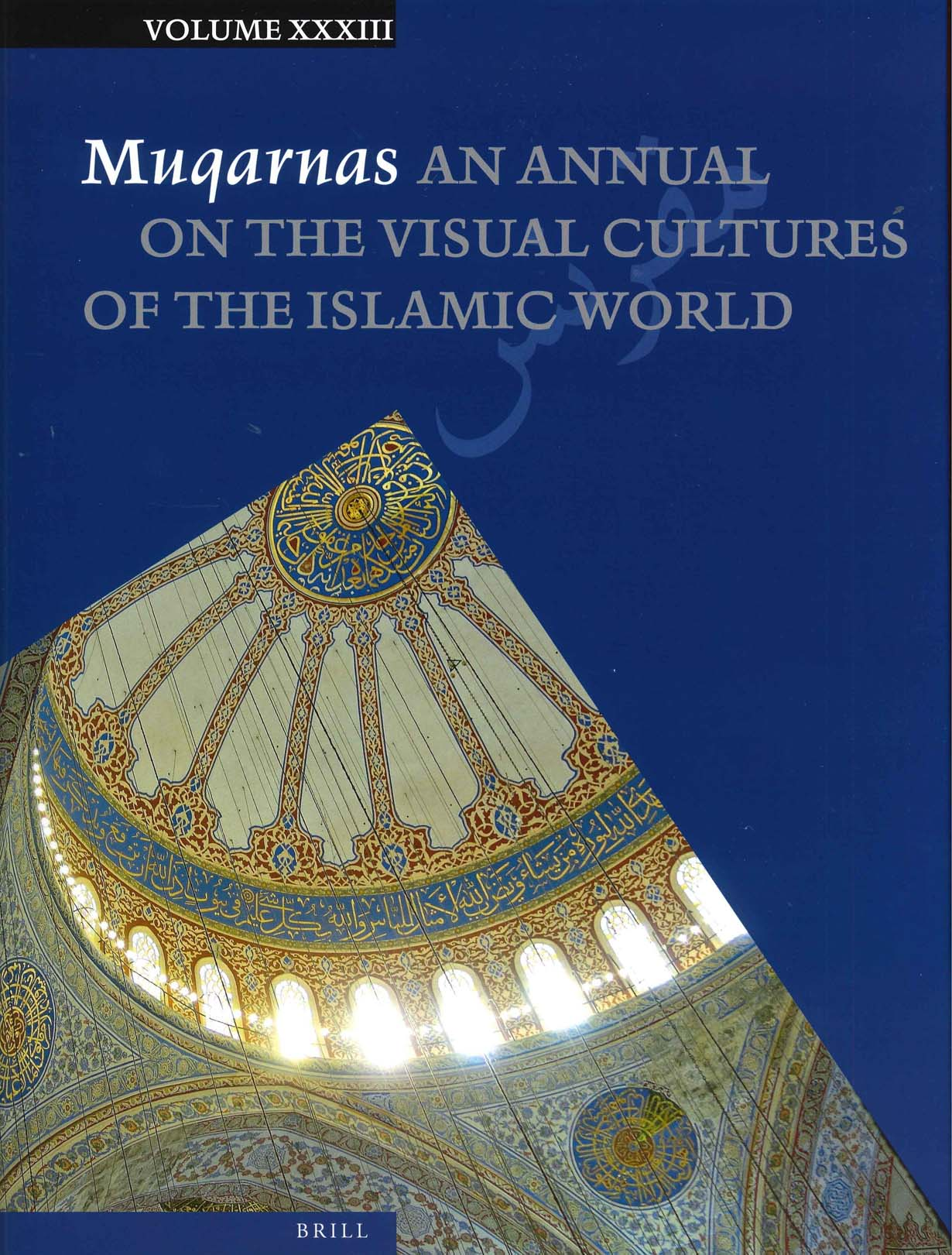 Muqarnas : an annual on islamic art and architecture.  Vol. 1 (1983)