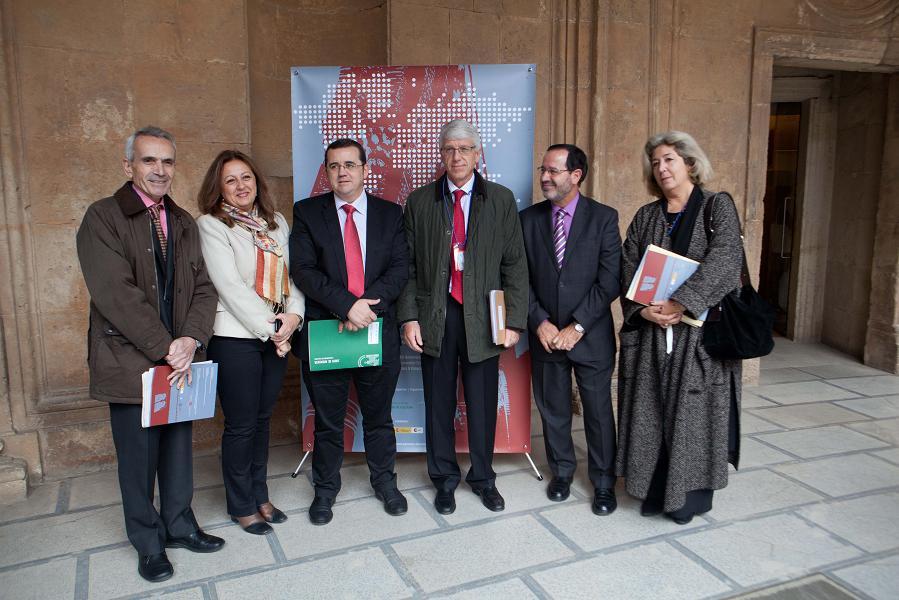 Expertos europeos y árabes debaten en la Alhambra sobre la Conservación y Gestión Cultural en Monumentos, Paisajes y Sitios Patrimonio Mundial
