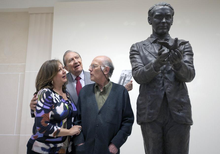 La Alhambra y la Fundación Rodríguez-Acosta organizan la exposición 'Julio López Hernández y Granada'