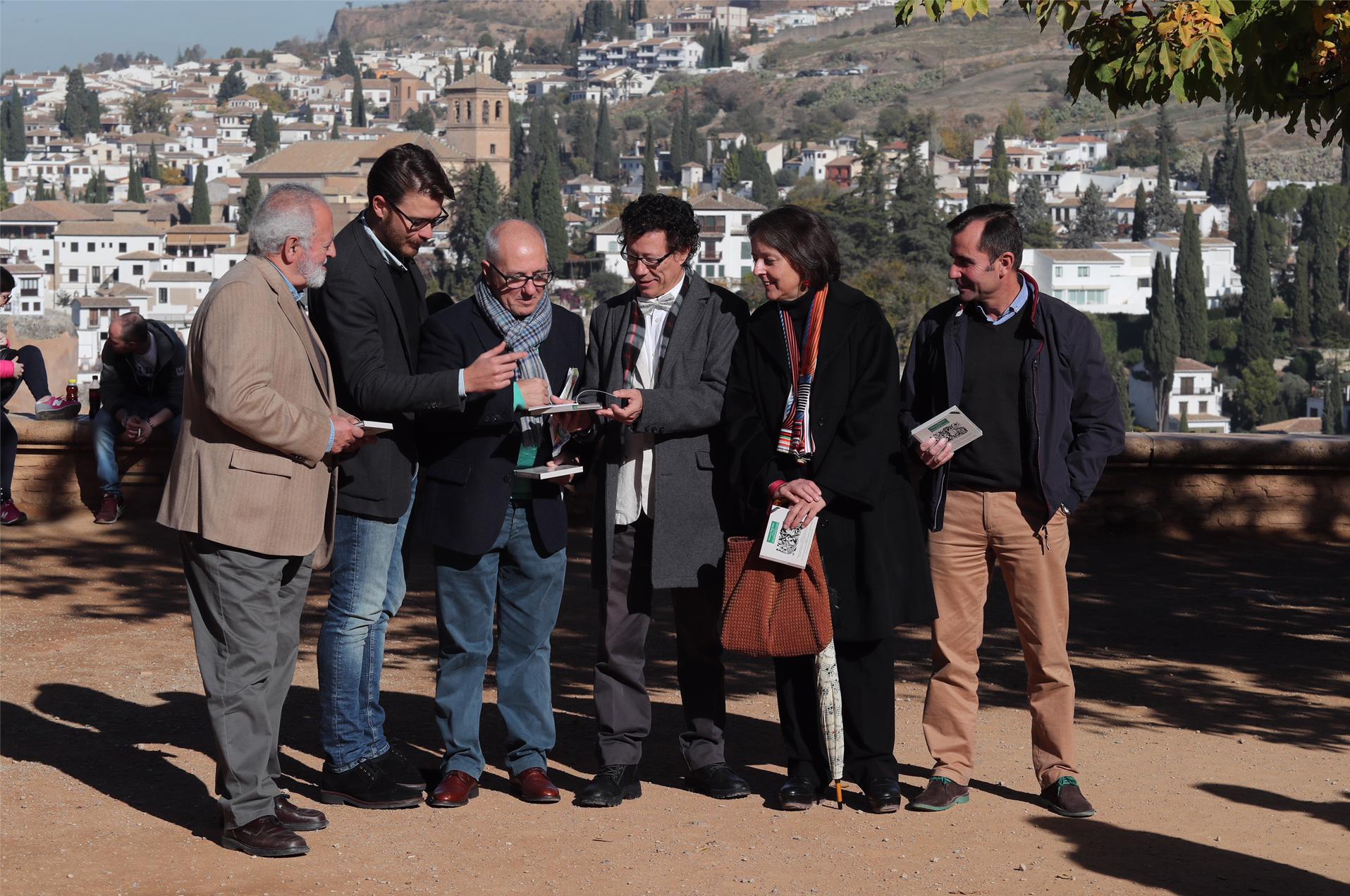 """La Alhambra recopila en un libro disco el mítico concurso de """"Cante Jondo"""" celebrado en 1922"""