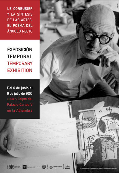 Le Corbusier y la síntesis de las artes: el Poema del Ángulo Recto
