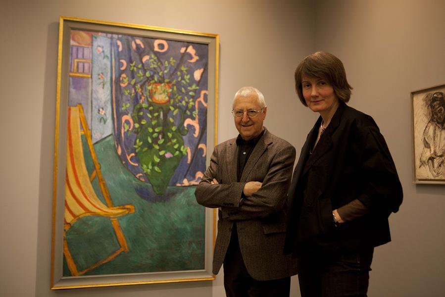 Tomás Llorens realiza una mirada a la pintura de Matisse a través del deseo