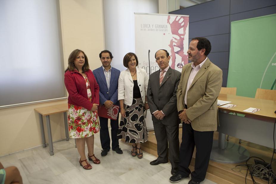 Más de 40 empresarios de hostelería de Granada colaborarán en la difusión del espectáculo Federico según Lorca, de Eva Yerbabuena