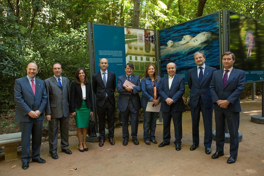 El Bosque de la Alhambra se sumerge en el mundo submarino