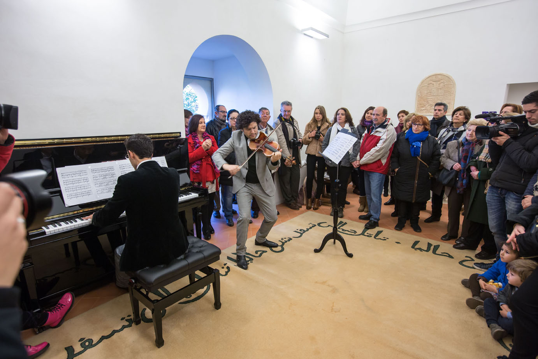 La Alhambra celebra el Día de Andalucía con música