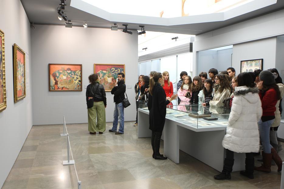 El Patronato de la Alhambra amplía el programa de visitas guiadas a la exposición sobre Matisse
