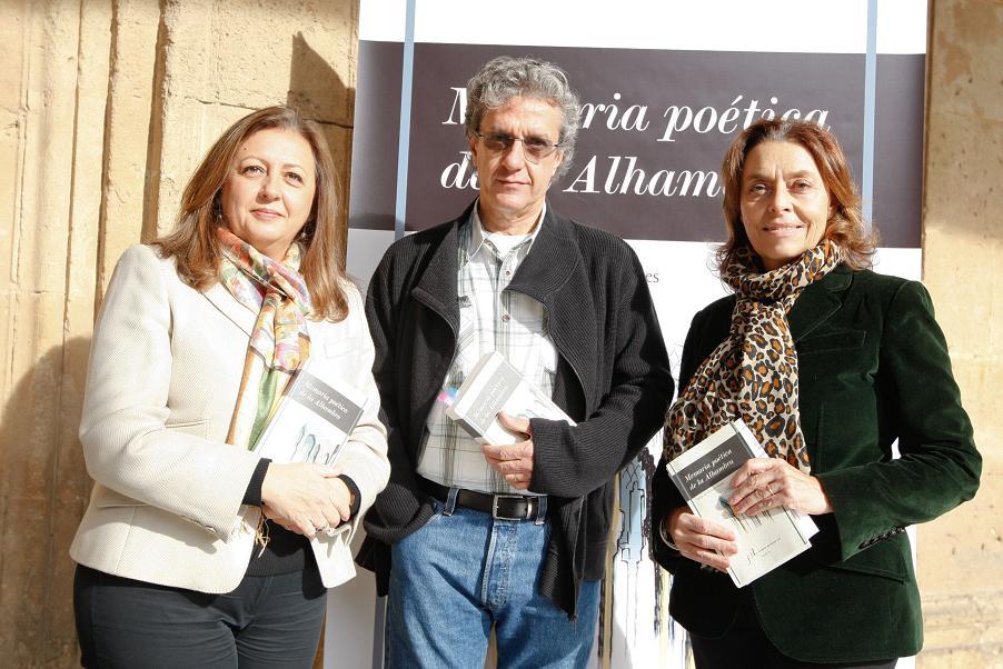 La Alhambra, protagonista de una gran antología poética