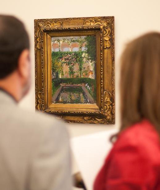 'Granada, meta de artistas'