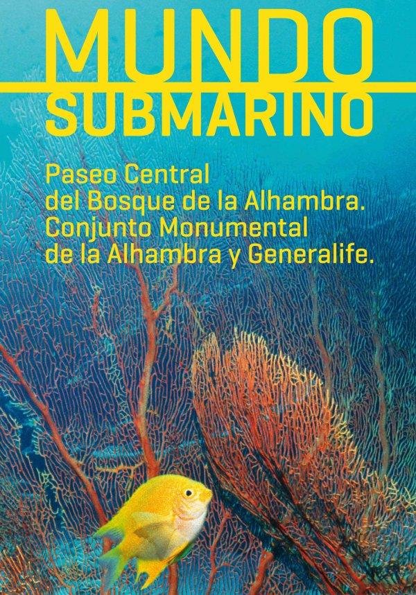 Exposición 'Mundo submarino'
