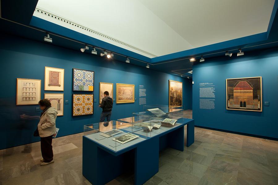 Navidades para conocer el Museo de la Alhambra y la exposición de Owen Jones en familia