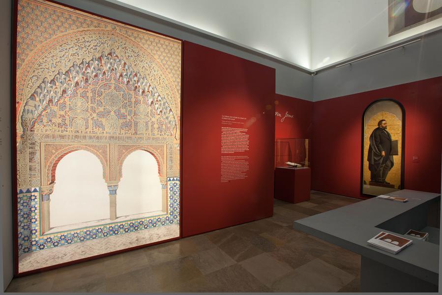 El Patronato de la Alhambra y Generalife analiza en un coloquio la obra de Owen Jones