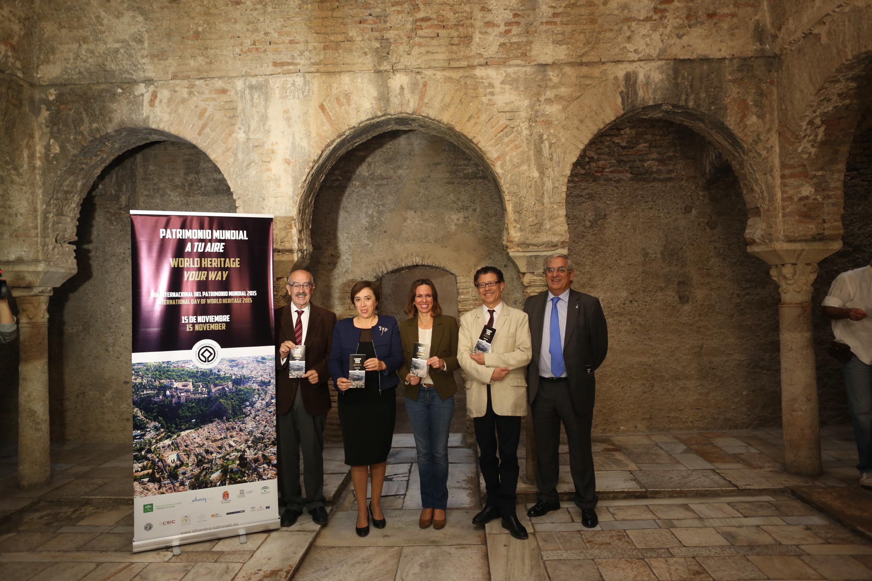 La Alhambra y Granada celebran el Día del Patrimonio Mundial con jornada de puertas abiertas, música y poesía