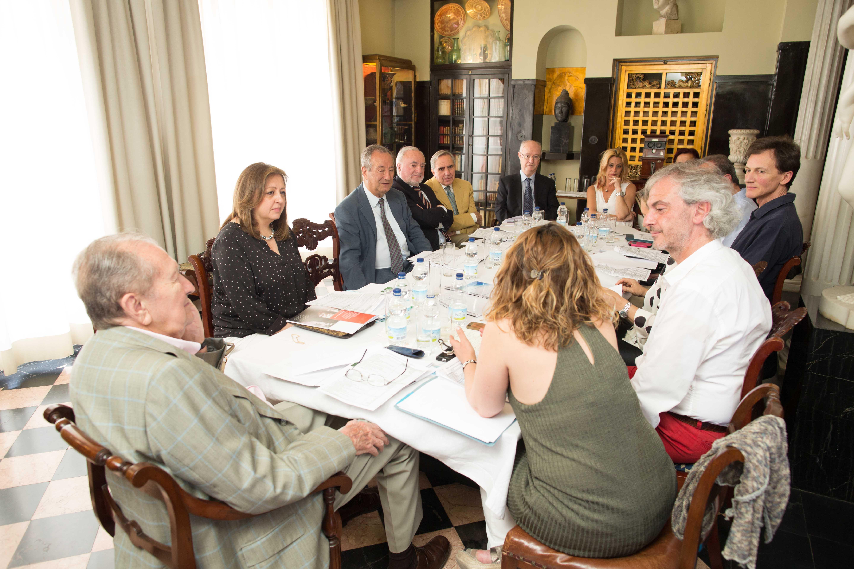 La Fundación Rodríguez-Acosta consolida su programación cultural, amplía el número de visitantes y pone en marcha un programa de amistad, mecenazgo y participación ciudadana