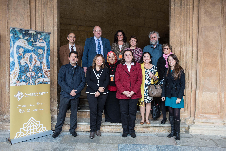 La Alhambra se introduce en el mundo de los archivos históricos con un seminario internacional en el Palacio de Carlos V