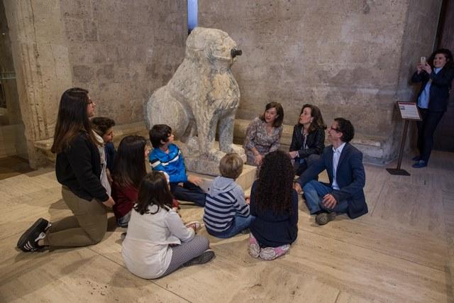La Alhambra celebra el Día Internacional de los Museos con visitas guiadas, exposiciones y entrega de premios del concurso de Dibuja y Conoce