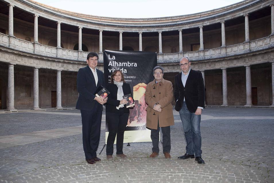 'La Alhambra vivida' de Pedro Galera Andreu, nuevo título de la Colección Plural de La Biblioteca de la Alhambra
