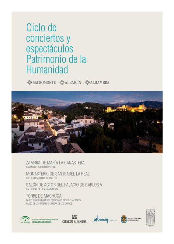Proyecto Patrimonio de la Humanidad y Música