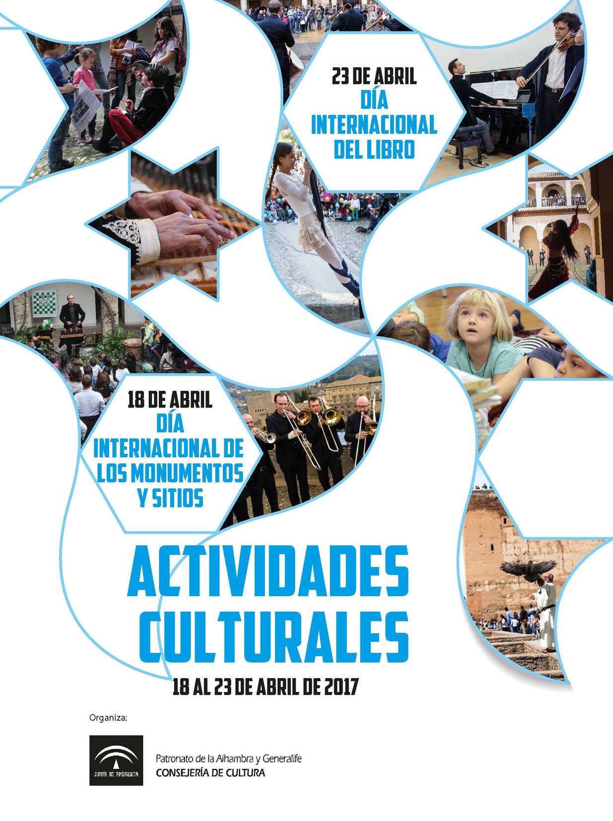 Día Internacional de los Monumentos y Sitios - Día Internacional del Libro