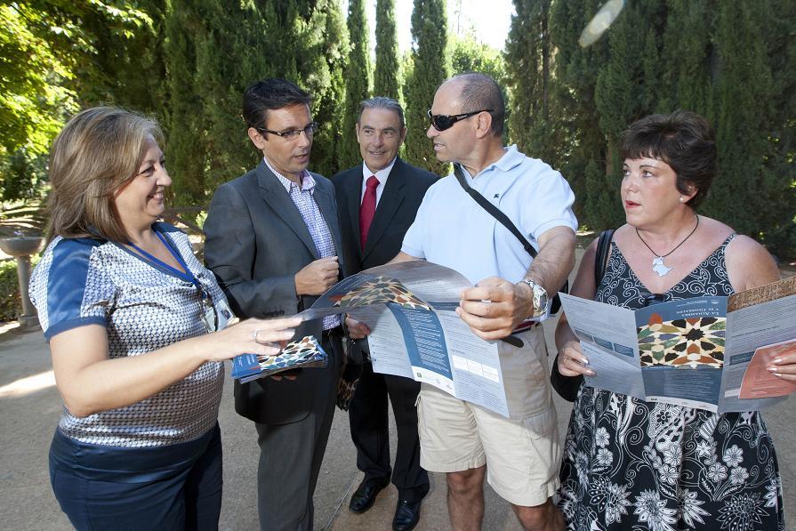 Un nuevo plano para la Alhambra