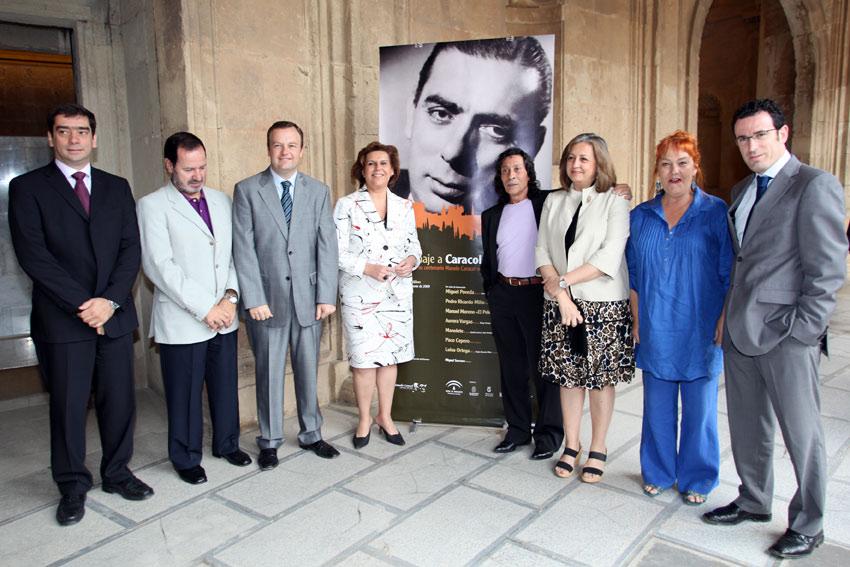 Cultura recuerda el Concurso de Cante Jondo de 1922 con un recital flamenco en el Patio de los Aljibes de la Alhambra