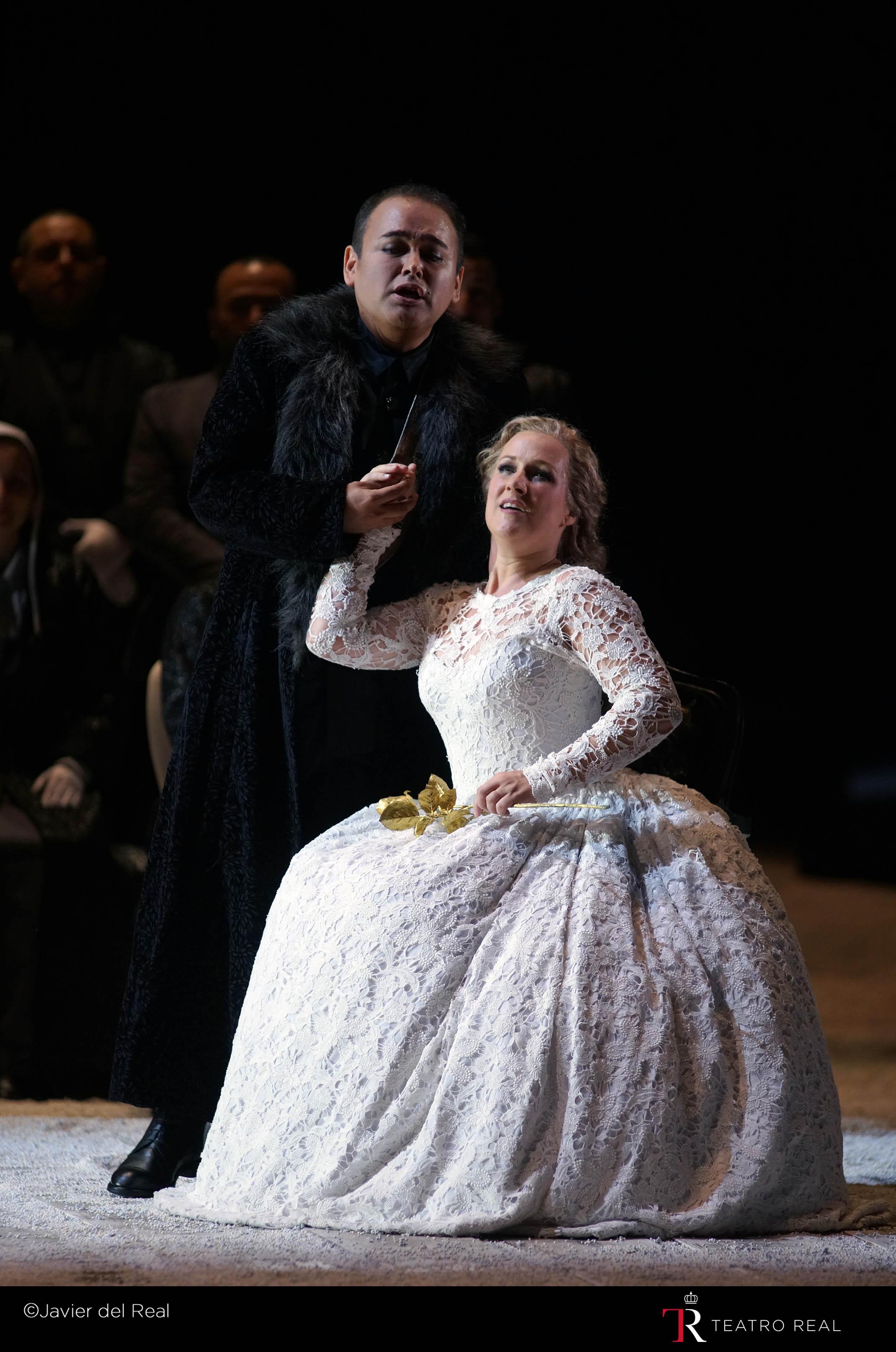 La Alhambra se une al 200 aniversario del Teatro Real con la retransmisión en directo de la ópera 'I puritani'