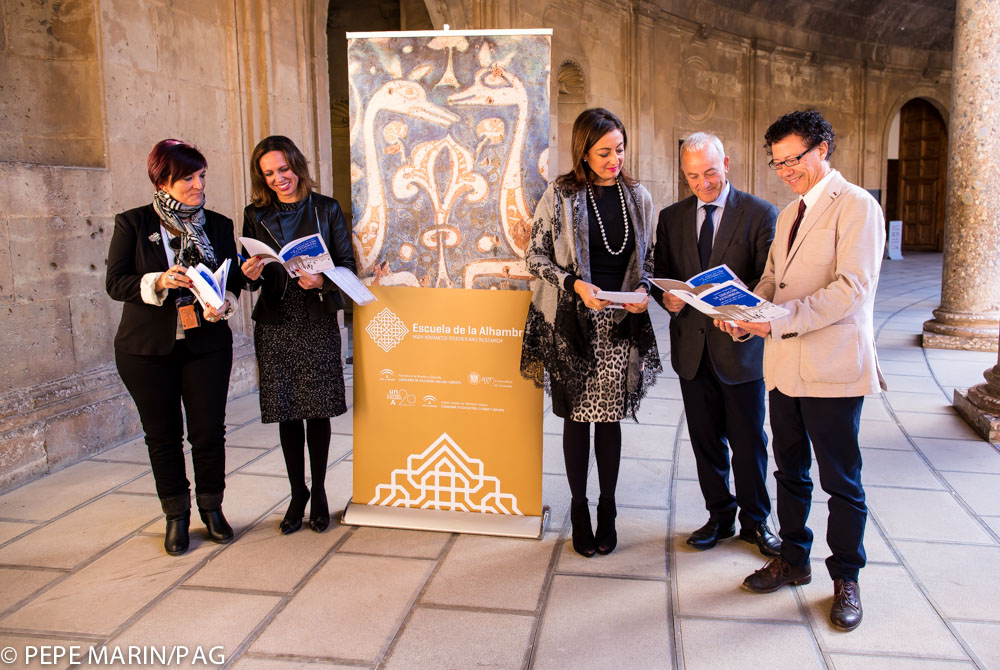 La Educación Patrimonial, a debate en la Alhambra