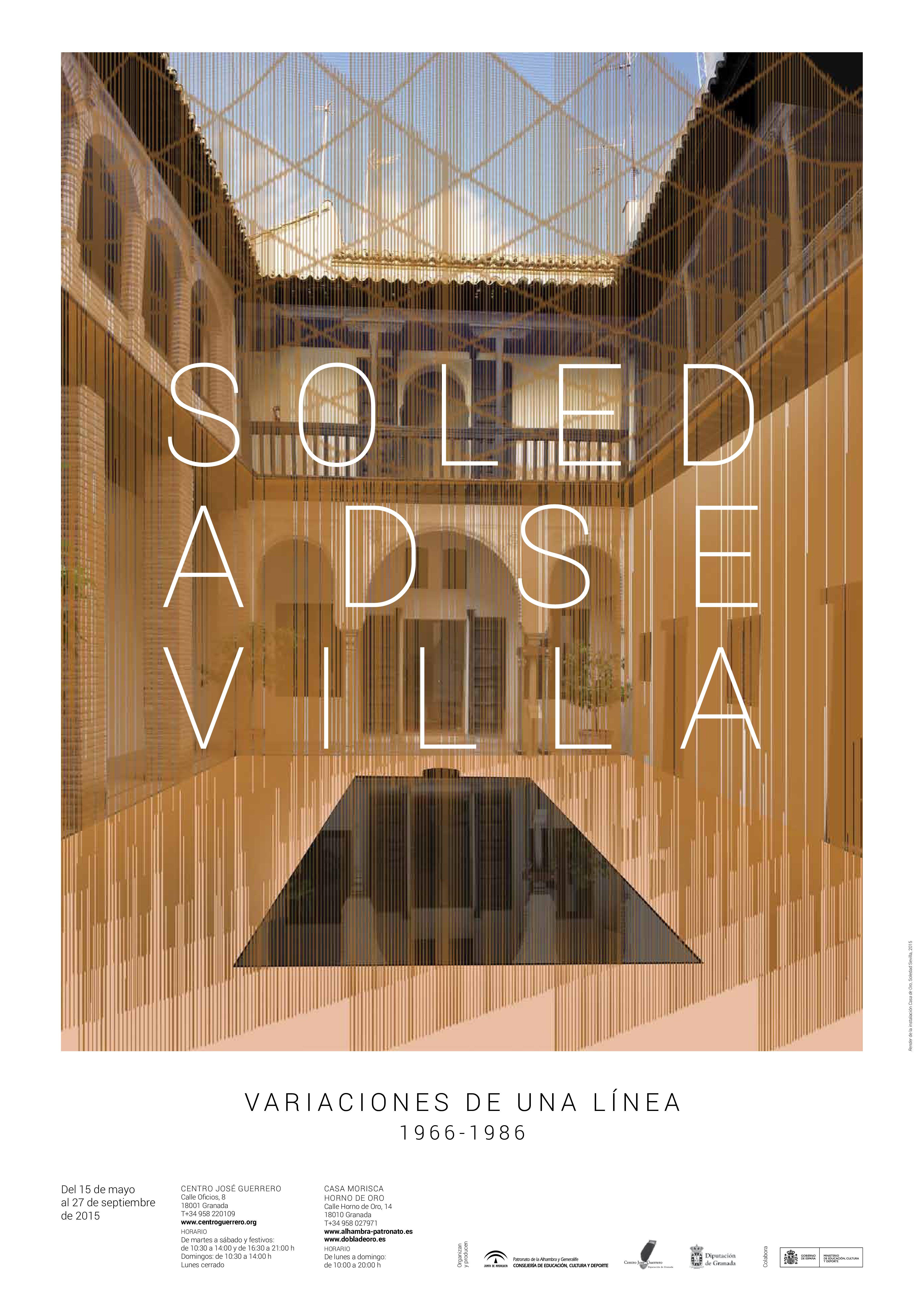 SOLEDAD SEVILLA. Variaciones de una línea, 1966-1986