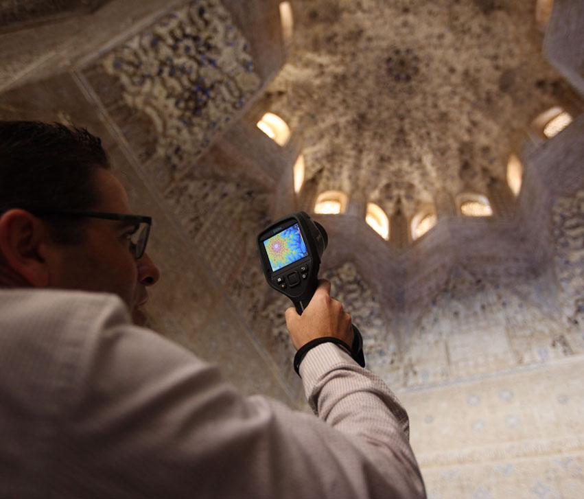 La Alhambra, una 'ciudad inteligente' de la Edad Media en pleno siglo XXI