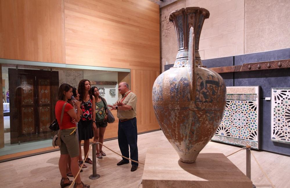 La Alhambra en el Dia Internacional de los Museos