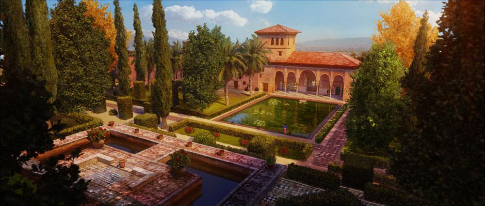 La ciudad de Granada y su provincia, protagonistas en las nuevas aventuras de Tadeo Jones