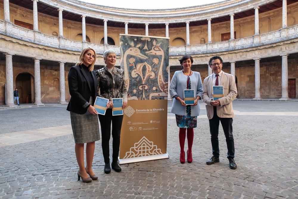 Nuestro reto es conseguir una Alhambra más accesible a todos los ciudadanos