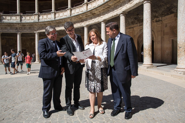 La Alhambra acoge la III edición del Taller de la Escuela de Escritores Valparaíso