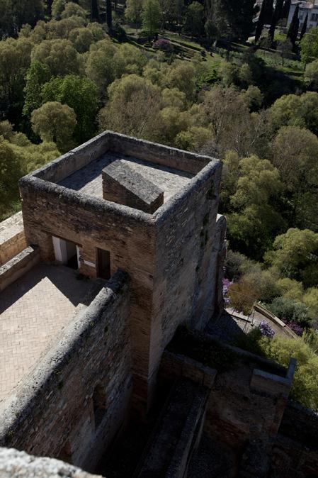 La Alhambra abre al público la Torre de la Pólvora.