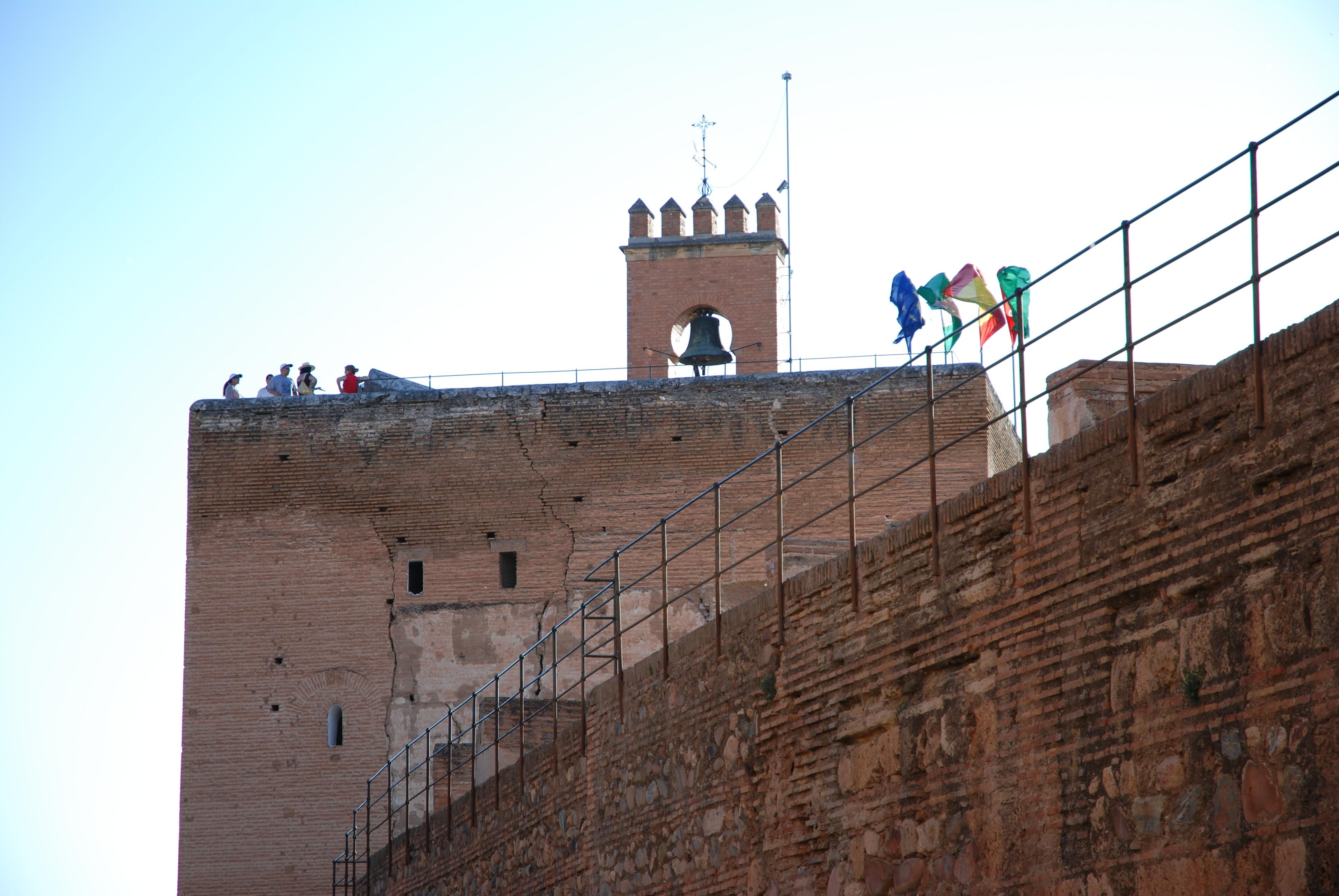 La Alhambra realiza una jornada de puertas abiertas a la Alcazaba el 2 de enero